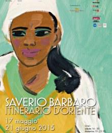 SAVERIO BARBARO Itinerario d'Oriente
